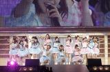 HKT48大阪城ホール公演「お願いヴァレンティヌ」(C)AKS