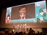 『第16回ウディネ・ファーイースト映画祭』授賞式に出席した映画『テルマエ・ロマエII』の武内英樹監督