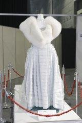 8年間(2006〜14年)にわたる歴史を振り返る衣装124着や私物などが展示された「大島優子ミュージアム」(C)AKS