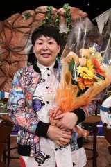日本テレビ系『世界の果てまでイッテQ!』で妊活前最後の収録を行った森三中・大島美幸 (C)日本テレビ