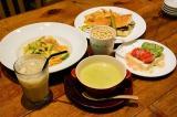 大豆本来の美味しさを味わえる期間限定カフェ『まめプラスカフェ』 (C)oricon ME inc.