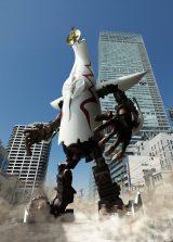 芸術作品との初コラボとなった『超合金 太陽の塔のロボ』(C)TARO OKAMOTO/(C)BANDAI