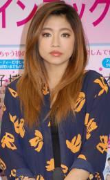 『日本女子博覧会 −JAPAN GIRLS EXPO 2014−』概要発表会見に出席した今井華 (C)ORICON NewS inc.
