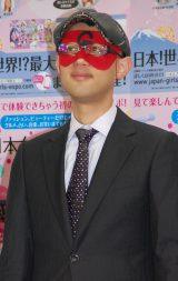 『日本女子博覧会 −JAPAN GIRLS EXPO 2014−』概要発表会見に出席したゲッターズ飯田 (C)ORICON NewS inc.