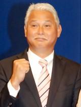 NHK・BS1『ザ・データマン〜スポーツの真実は数字にあり〜』取材会に出席した小島伸幸氏 (C)ORICON NewS inc.
