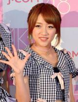 『第6回選抜総選挙』に向けた記者会見に出席したAKB48・高橋みなみ (C)ORICON NewS inc.