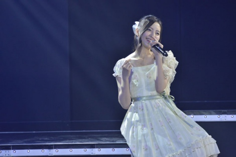 ソロ曲「夜風の仕業」は森保まどかが担当(8日=HKT48劇場)(C)AKS