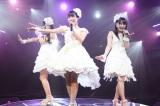 ユニット曲「初恋よ、こんにちは」(8日=HKT48劇場)(C)AKS