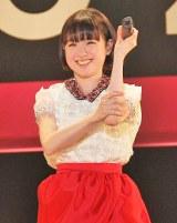 大型エキスポ『KAWAii! NiPPON EXPO 2014』でライブを行った武藤彩未 (C)ORICON NewS inc.