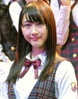 乃木坂46の9thシングルの選抜メンバー入りが発表されたSKE48兼任の松井玲奈 (C)ORICON NewS inc.