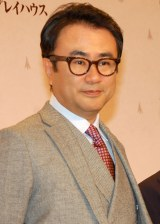NHK大河『真田丸』の脚本を手がける三谷幸喜 (C)ORICON NewS inc.