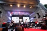 初野音で初の日本武道館公演が発表されたDISH//(photo by:佐藤薫)
