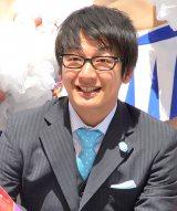 グリコ乳業『ドロリッチ』の新製品&新CM発表会に出席したハマカーン神田伸一郎 (C)ORICON NewS inc.