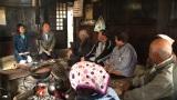 かつて浅間山噴火で呑み込まれた「日本のポンペイ」、群馬県嬬恋村鎌原地区に暮らす人々に話しを聞く池上彰氏と進藤晶子(C)TBS