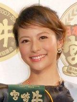 結婚を報告した神戸蘭子 (C)ORICON NewS inc.