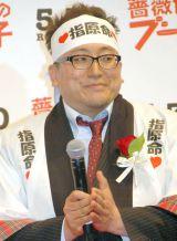 映画『薔薇色のブー子』完成披露舞台あいさつに出席した福田雄一監督 (C)ORICON NewS inc.