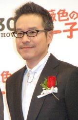 映画『薔薇色のブー子』完成披露舞台あいさつに出席した田口トモロヲ (C)ORICON NewS inc.