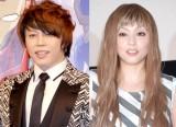 (左から)西川貴教、PUFFYの吉村由美 (C)ORICON NewS inc.