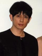 初主演映画『醒めながら見る夢』の初日舞台あいさつを行った堂珍嘉邦 (C)ORICON NewS inc.