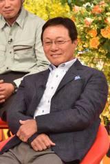 5月17日放送のTBS系『ジョブチューン』で日本サッカーの知られざる一面を暴露する釜本邦茂氏(C)TBS