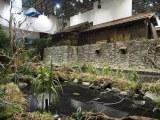 有岡城の外側の湿地帯までしっかり作り混んでありました(C)ORICON NewS inc.