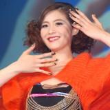 JNAネイルトレンドステージ『TOKYO NAILS COLLECTION 2014 A/W』で披露された秋冬トレンドネイル (C)ORICON NewS inc.