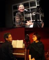 綾戸智恵と番組ディレクターを務めたヤン・ヨンヒ監督