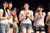 悲願の初女王を目指す渡辺麻友は2位スタート(21日=AKB48劇場)(C)AKS