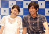 (左から)長澤まさみ、大沢たかお (C)ORICON NewS inc.