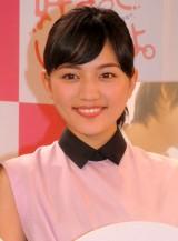 映画『好きっていいなよ。』キスの日特別イベントに出席した川口春奈 (C)ORICON NewS inc.