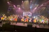 『リクエストアワー セットリスト ベスト50 2014』2日目を行ったNMB48 (C)NMB48