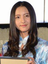 HKT48の森保まどか (C)ORICON NewS inc.