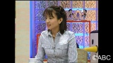 12年前、ABC『ごきげんブランニュ』に2代目マドンナとして出演していた頃の赤江珠緒アナ