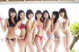 国民的美少女ユニットX21が水着グラビア解禁!