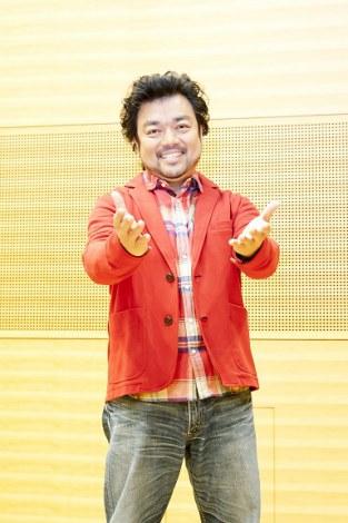 ダンサーの養成機関「JOB Training School」の開校を発表したパパイヤ鈴木さん。(C)DeView
