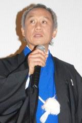 映画『超高速!参勤交代』完成披露舞台あいさつに出席した西村雅彦 (C)ORICON NewS inc.