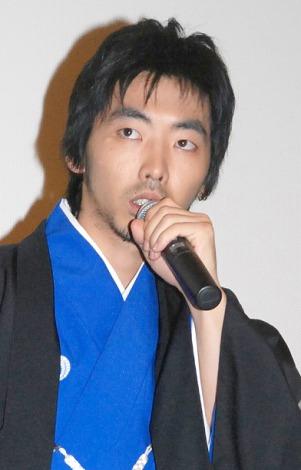 映画『超高速!参勤交代』完成披露舞台あいさつに出席した柄本時生 (C)ORICON NewS inc.