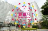 今夏、東京・六本木ヒルズで初のテレビ朝日大型イベント開催