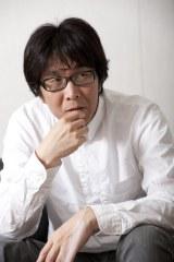 『キャプテン翼』原作者・高橋陽一先生 (C)撮影:石川耕三