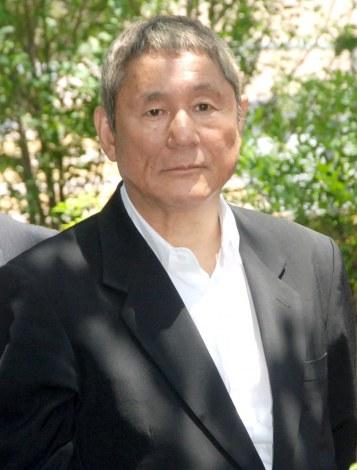 『美空ひばり記念館』オープニングセレモニーに出席したビートたけし (C)ORICON NewS inc.