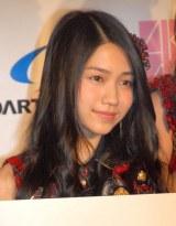 『DARTSLIVE×AKB48』プロジェクト発表会に出席した田野優花 (C)ORICON NewS inc.