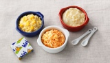キリクリームチーズで作ったクリームチーズディップ3種