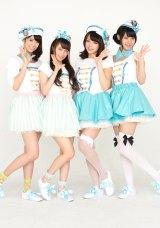 9月で活動を休止する4人組アイドルグループAeLL.(左から)石條遥梨、西恵利香、篠崎愛、鷹那空実