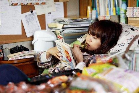 前田敦子が主演女優賞を受賞した『もらとりあむタマ子』(C)2013「もらとりあむタマ子」製作委員会