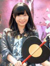 """『AKB48 選抜総選挙 生放送SP』特別企画""""戦国アドトラック出陣式""""に出席したHKT48・指原莉乃 (C)ORICON NewS inc."""