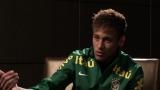 2014FIFAワールドカップブラジル大会は「ネイマール大会になる」と世界中が注目するサッカー・ブラジル代表ネイマール選手(C)NHK