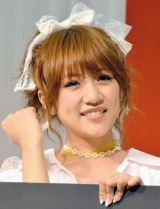 『AKB48選抜総選挙ミュージアム』オープニングセレモニーに出席した高橋みなみ (C)ORICON NewS inc.
