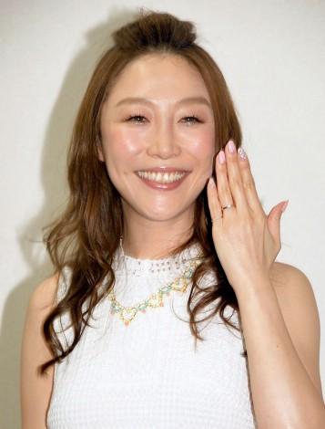サムネイル マック鈴木氏と結婚したクワバタオハラ・小原正子 (C)ORICON NewS inc.