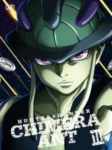 『HUNTER×HUNTER ハキメラアント編』 Blu-ray&DVD BOX Vol.3描き下ろしジャケット