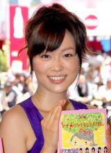 ブログで挙式を報告した本田朋子アナ (C)ORICON NewS inc.